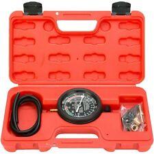 Carburetor Valve Fuel Pump Pressure Vacuum Tester Gauge Test Kit Car Truck New