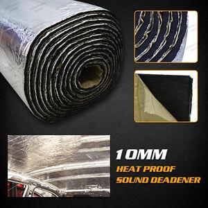 10x60cmx100cm-10mm-Glass-Fibre-Heat-Shield-Insulation-Car-Noise-Sound-Deadner