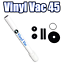 Vinyl-Vac-45-Vinyl-Record-Cleaning-Kit-for-45-Records-Official-Listing thumbnail 1