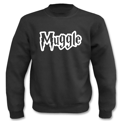 Nachdenklich Pullover Muggle I Fun I Sprüche I Lustig I Sweatshirt Duftendes (In) Aroma