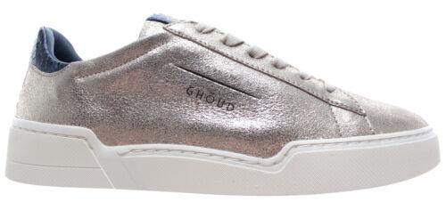 GHOUD Venice Damen Schuhe Sneakers Lob 02 Low Ivory Ottanio
