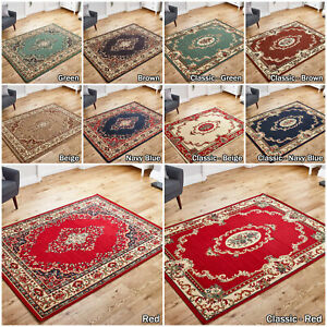 SMALL-X-LARGE-CHEAP-IMPERIAL-ELEGANT-CLASSIC-TRADITIONAL-NEW-AREA-RUGS-RUNNERS
