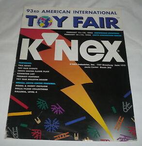 toy-industry-magazine-93rd-INTERNATIONAL-TOY-FAIR-program-February-1996