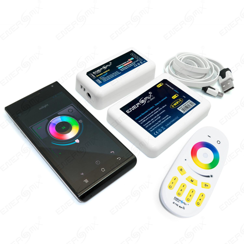 Wlan Set für LED strip per Handy, Smartphon ansteuerung mit Touch funktion