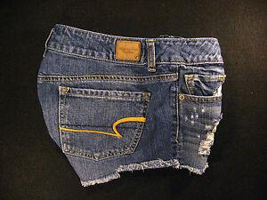 Low 29 Daisy American Cut W Eagle Dukes Cutoff Jean Off Rise Pantaloncini IIqaHOwZ