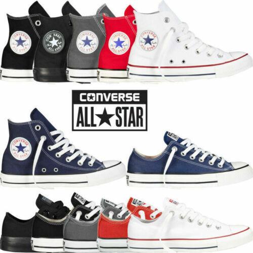 Converse All Star Ct Women Men Low Top