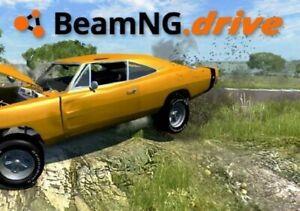 Beamng Drive Pc Global Read Description Ebay