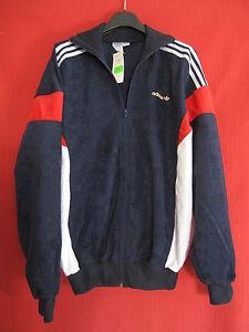 veste adidas hommes vintage