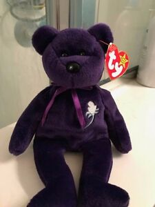 1997 Princess Diana Beanie Baby RARE AND RETIRED! No stamp in tush ... 4c9d767db9e8