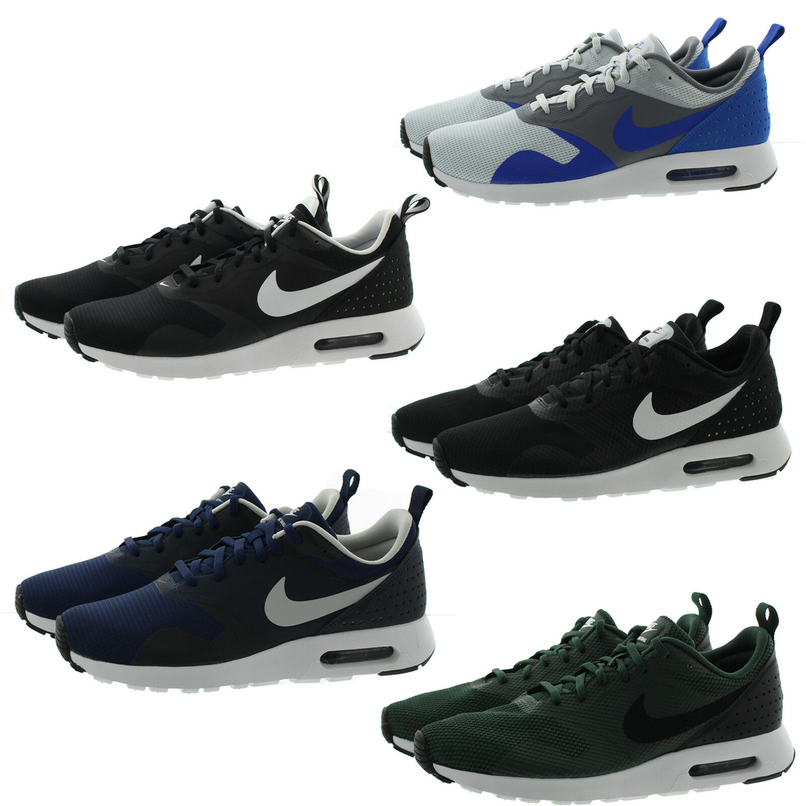 Nike 705149 Mens Air Max Tavas Low Top Running Athletic shoes Sneakers