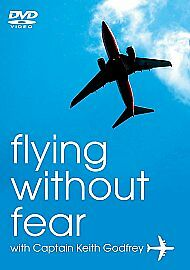 1 of 1 - Flying Without Fear Conquer Your Fear Of Flying DVD UK ORIGINAL REGION 2 VGC
