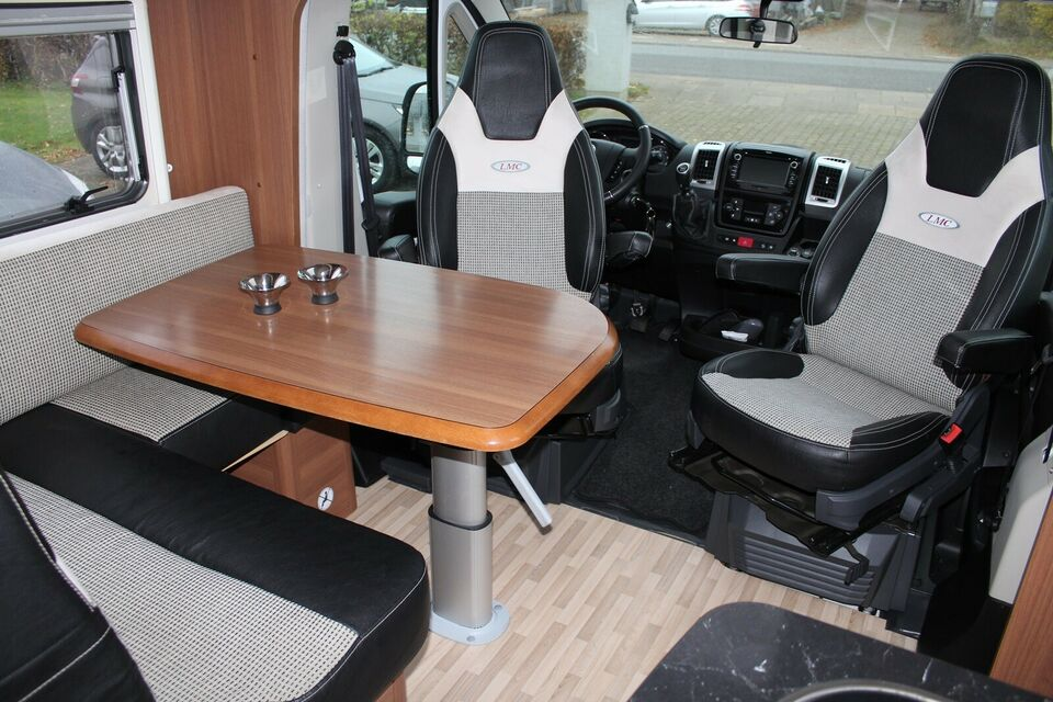 LMC Cruiser Comfortline T671, 2017, km 58000