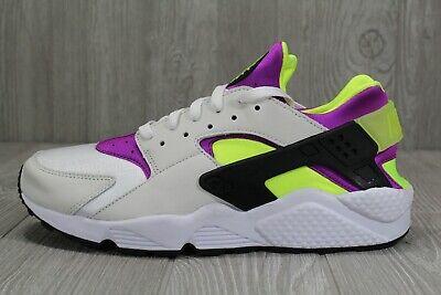buy popular 30b34 d4723 43 Nike Air Huarache Run 91 OG Men's Shoes Size 10.5 AH8049-101 | eBay