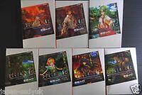 JAPAN novel: Higurashi When They Cry Higurashi no Naku Koro ni 1~7 Complete Set