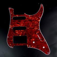 Guitar Pickguard For YAMAHA Pacifica EG 112 EG112 ,4Ply Red Tortoise