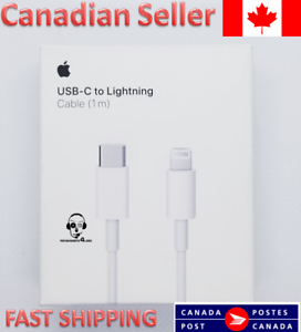 Genuine-Apple-1m-3-3-ft-Lightning-to-USB-C-Cable-MQGJ2AM-A-No-BOX