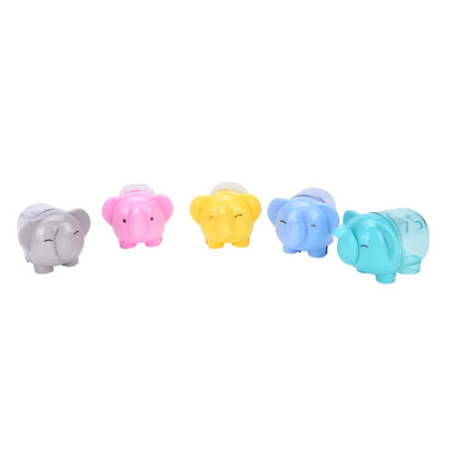 1X Super Cute Elephant shape Pencil Sharpener School Kid/'s Office Supplies M/&FO