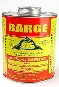 Barge All Purpose Contact Cement Glue Adhesive Rubber