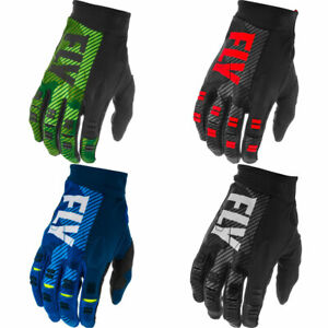 Fly Racing Evolution Adult Glove Red//Blue//Black size XL-11