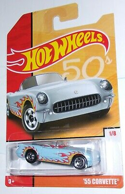 Hot Wheels Target Throwback /'55 Corvette