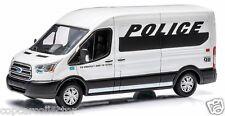 Greenlight 1/43 Police Prisoner Transport 2015 Ford Transit Van