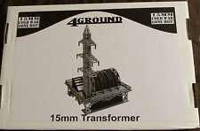 4Ground 15S-CWG-104 15mm Cold War Gone Hot Transformer Power Generation Terrain