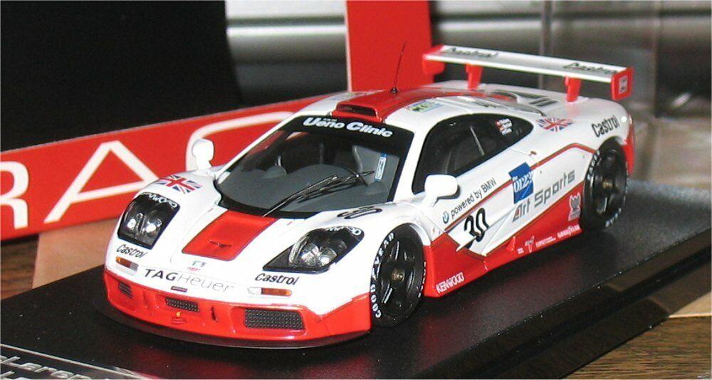 barato McLaren F1 GTR-Le Mans 1996-J. Nielsen, T. Bscher, P. P. P. Kox-Hpi  Envío y cambio gratis.