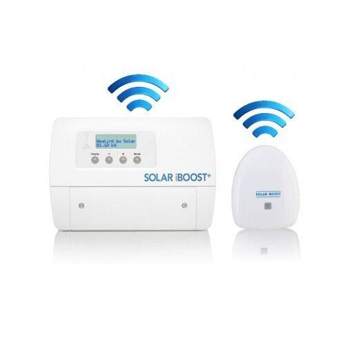 Solar iBoost+ Controller Automatically Controls Controls Controls Energy From Your PV/Solar Array 2eb4c2