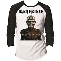 IRON MAIDEN - The Book Of Souls - Longarm Shirt Longsleeve - Größe Size XXL  Neu