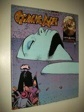 RIVISTA COMIC ART:N.163 GHOST IN THE SHELL! di MAMORU OSHIIMOEBIUS. GIUGNO 1998