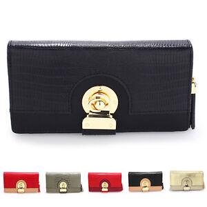 3001b52f4a79 Ladies Large Purses Women Wallet Zip Designer New Luxury Card Holder ...