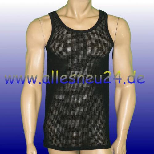 Taglia 7//xl /& 8//2xl 2er-Pack Uomo sotto camicia Rete Camicia Sport Camicia DD dretex Nero