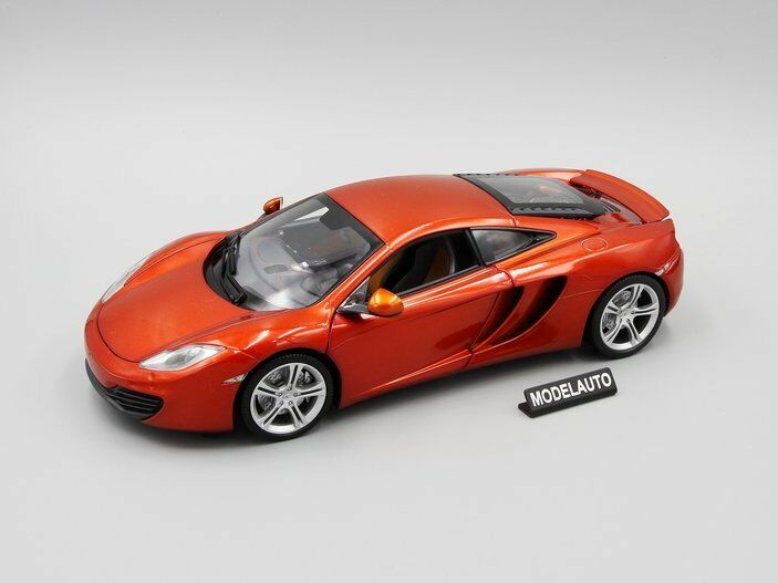 Minichamps 1 18 McLaren MP4 12 C 2011 rouge Metallic L.E. 2500 pcs.