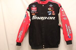 SNAP-ON-034-KEVIN-HARVICK-CHASE-AUTHENTIC-RACING-JACKET-034-SIZE-XL