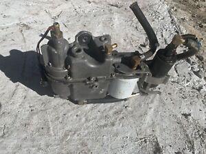 Mercury Optimax 135 150 175hp Fuel Pump Vst High Preasure Low Preasure