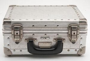 Rimowa Kamerakoffer Aluminiumkoffer camera suitcase in Silber silver universal