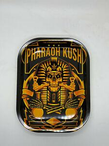 "NEW Smoke Arsenal Premium Rolling Tray ""Pharoah Kush"" 5.5""x 7"""