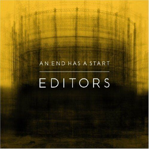 EDITORS - AN END HAS A START - NEW CD ALBUM
