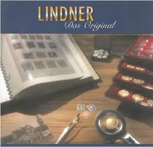 Lindner Canada T500/17 Hingeless 2017 Stamp Album ...