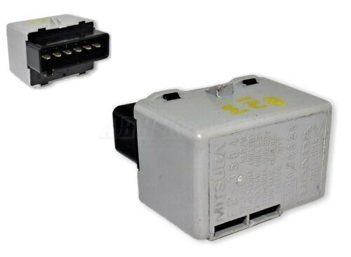 823-honda accord 6-Pin Clignotant turn signal relais Mitsuba FR-3504 FR3504 85C//M