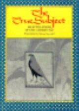 The True Subject: Selected Poems of Faiz Ahmed Faiz (Lockert Library of Poetry i