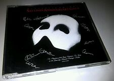 MEGA RARE PROMO CD Phantom Of The Opera 2ND ANNIVERSARY Andrew Lloyd Webber 1991