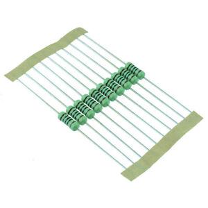 1W Metal Film Resistor ±1% 1 Ohm to 1M Ohm