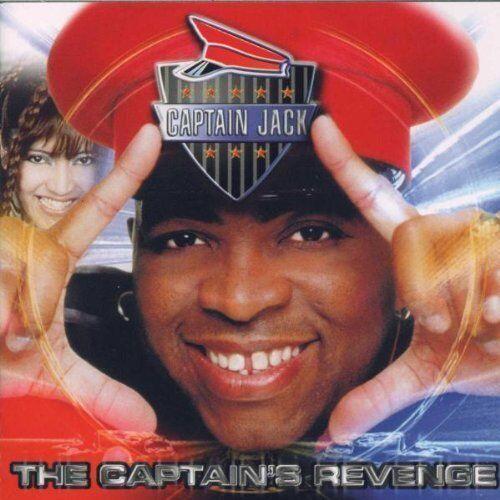 Captain Jack Captain's revenge (1999) [CD]