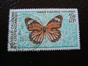 NOUVELLE-CALEDONIE-timbre-yt-aerien-n-92-obl-A4-stamp-new-caledonia-A