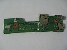 OCTAGONAL Hexagonal Dell XPS M1530 1530 DC JACK USB BOARD SOCKET 48.4W104.011