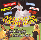As Long As They're Happy/An Alligator Named Daisy [Remaster] by Jeannie Carson (CD, May-2007, Sepia Records)