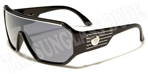 3897ebed2d3c Sunglasses Sport DESIGNER Shades Wrap Biohazard Men Women Black Red Bz99b