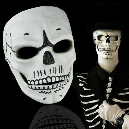James Bond 007 Spectre Mask Resin Skull Skeleton Mask Halloween Cosplay Props