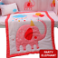 Complete-Baby-Nursery-Bed-Bedding-Set-Cot-Quilt-Duvet-Bumper-Fitted-Sheet-Pillow thumbnail 12